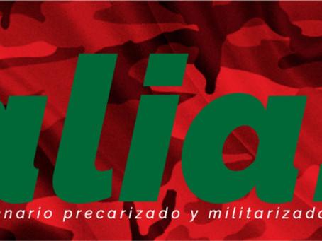 Italia pandemia en un territorio precarizado y militarizado