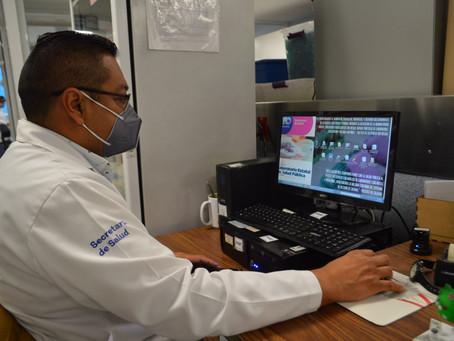 Riesgos Sanitarios Estatal enfoca actividades de un año en intensificar verificaciones para Covid19
