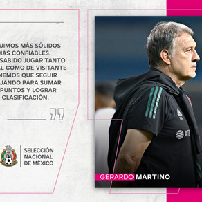 La Selección Nacional de México vence a El Salvador con marcador final 0-2