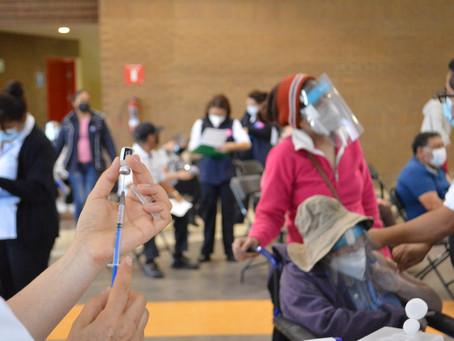 SSG informa vacunación para guanajuatenses de 30 años en 7 municipios