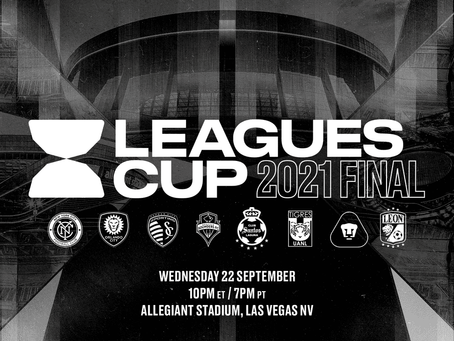Final Inédita, Definirá al Campeón de la Leagues Cup 2021