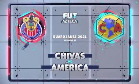 América golea 0-3 a las Chivas en su propia casa; afición las abuchea