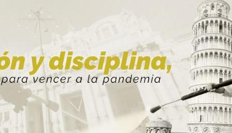 Cooperación y disciplina, las claves de Italia para vencer a la pandemia