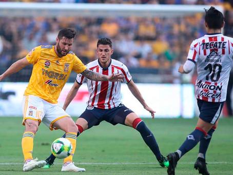 Resultados de la Jornada 5, liga MX. 09 de Febrero 2020