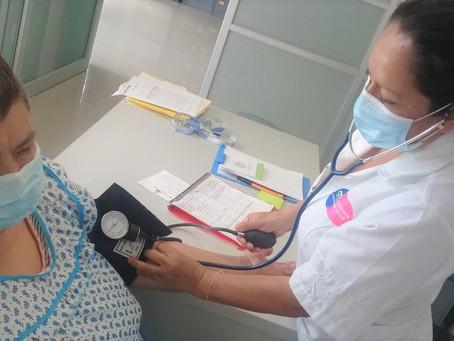 SSG continúa brindando atenciones médicas a pacientes cuyo diagnóstico no esta relacionado con Covid