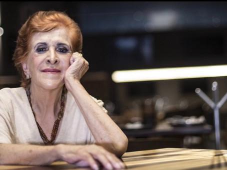 Chepina Peralta pionera de la gastronomía en la televisión muere a los 90 años de edad