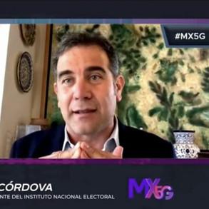 Tecnologías de la información potencian los derechos político-electorales en México: Lorenzo Córdova