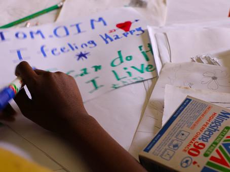 """La pandemia de COVID-19 dejará una """"huella imborrable"""" en la salud mental de niños y jóvenes"""