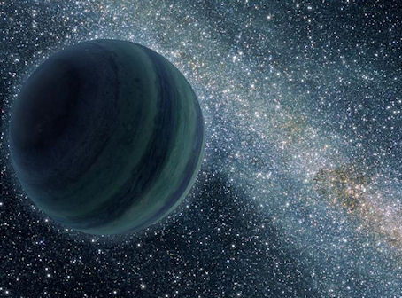 """Grupo de planetas flotan """"libremente"""" por el espacio"""
