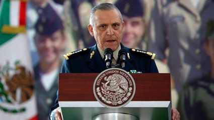 Tras exoneración de FGR, EUA se reserva el derecho de reiniciar proceso contra el general Cienfuegos