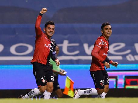 Atlas cosecha tres puntos más al vencer a Puebla