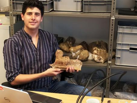 Con apoyo de la tecnología, Miguel busca difundir la riqueza de Guanajuato
