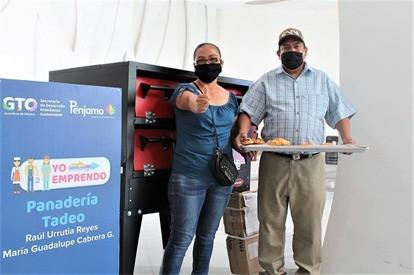 La SDES impulsa el autoempleo en Guanajuato
