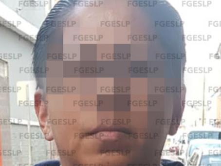 Capturan a presunto tratante de personas y violador en SLP