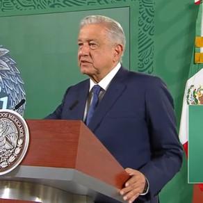 """""""Renunciaré a la presidencia si el pueblo lo desea"""": López Obrador"""