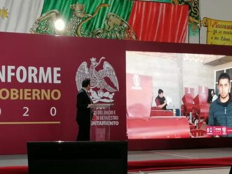 Ilegal y con un gasto de 500 mil pesos resultó el 2° Informe de Alcalde de San José Iturbide