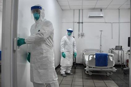 Continúa IMSS Guanajuato reconversión para enfrentar emergencia sanitaria por Covid19