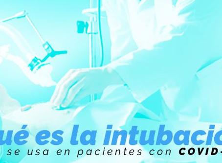 ¿Sabes qué es la intubación?