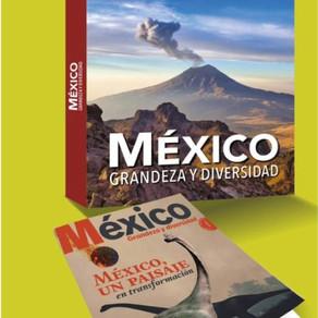 INAH presenta el libro México. Grandeza y diversidad, engrane para fortalecer la educación del país