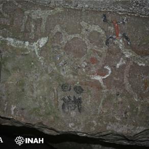 Registros de arte rupestre en Puebla revelan cosmovisiones compartidas de Mesoamérica
