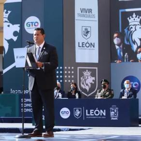 Convoca Gobernador a los nuevos 46 Ayuntamientos a trabajar unidos por el desarrollo integral de GTO