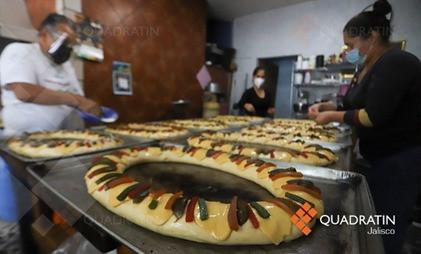 Rosca de Reyes, manjar convertido en tradición