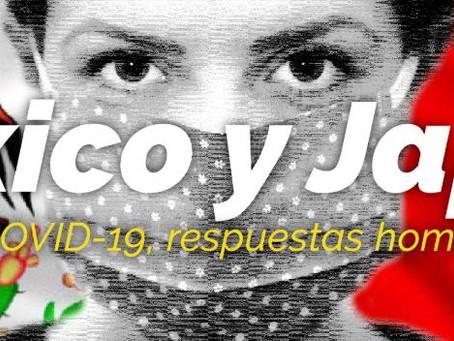 México y Japón frente al COVID-19, respuestas homologadas