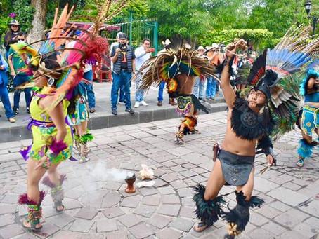 Pueblos Mágicos de Guanajuato muestran su oferta turística en Encuentro de Zacatecas