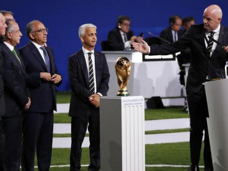 FIFA quitaría a México sede de Copa Mundial de Futbol de 2026 debido a que no quiere pagar impuestos