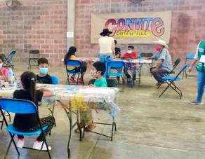 Cultura Comunitaria realiza más de 100 Convites culturales y Cines sillitas en 30 estados de México