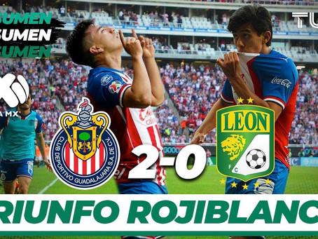 Resultados Jornada 8, Liga MX