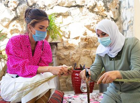 Esta generación no vivirá para ver equidad de género: Reina de Jordania