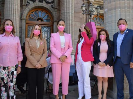SSG conmemora el Día Mundial de la Lucha contra el Cáncer de Mama