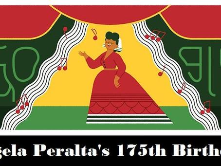"""Google celebra el cumpleaños 175 de Ángela Peralta """"El Ruiseñor mexicano"""""""