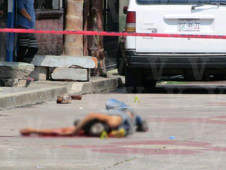 Asesinan a un hombre a balazos en Zamora, Michoacán