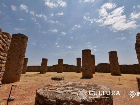AVISO: Cierre de la Zona Arqueológica de La Quemada, Zacatecas