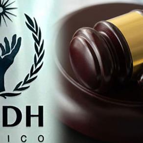 Pena de muerte no garantiza la impartición de justicia: CNDH