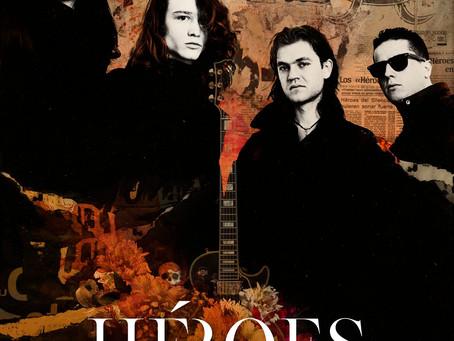 Héroes: Silencio y Rock & Roll, estreno de documental en Netflix