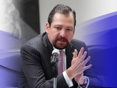 UIF presentó nueva denuncia contra presidente del TEPJF, José Luis Vargas Valdez