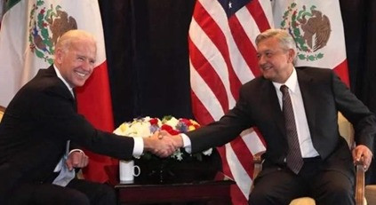 BBVA prevé demandas de Biden a México bajo el T-MEC; ve riesgos por políticas energéticas de AMLO