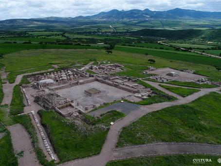 Las zonas arqueológicas de Alta Vista y Cerro del Teúl, en Zacatecas, reabrirán a la visita pública