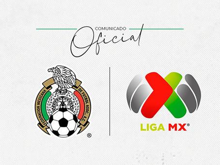 La FMF y la Liga MX informan que han recibido la resolución emitida por COFECE