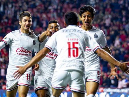 Resultados Jornada 7, Liga MX