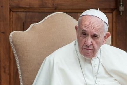"""""""Me uno a las personas de buena voluntad para condenar la violencia en EUA"""": Papa Francisco"""