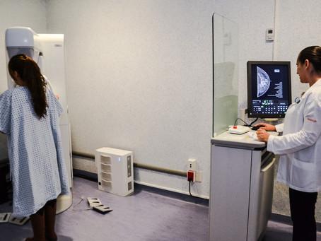 SSG informa los 4 componentes para controlar el cáncer de mama y cervicouterino
