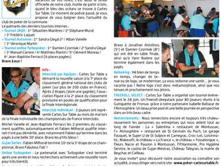 Bulletin Municipal Aout 2015