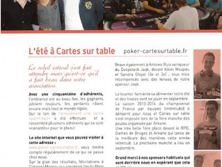 Bulletin Municipal Aout 2013