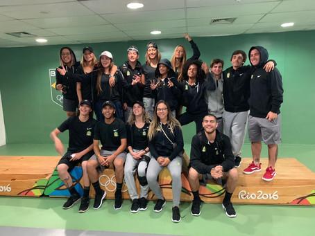 Segundo Encontro Seleção Brasileira de Skate - CBSK