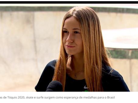 A 500 dias de Tóquio 2020, skate e surfe surgem como esperança de medalhas para o Brasil
