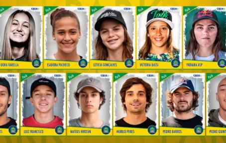 Rumo à Olimpíada, confederação anuncia seleção brasileira de skate 2020